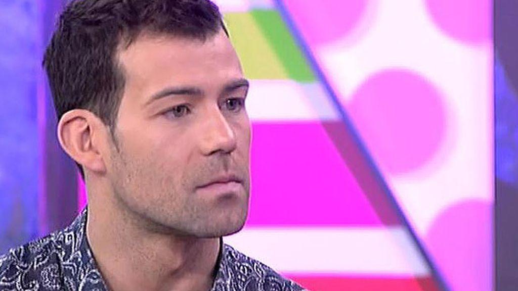 """Borja: """"Chari no ha entendido mi disciplina y exigencia en el baile"""""""