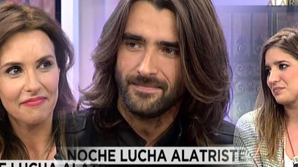 """Lucía Jiménez: """"Alatriste tiene todos los ingredientes para enganchar"""""""