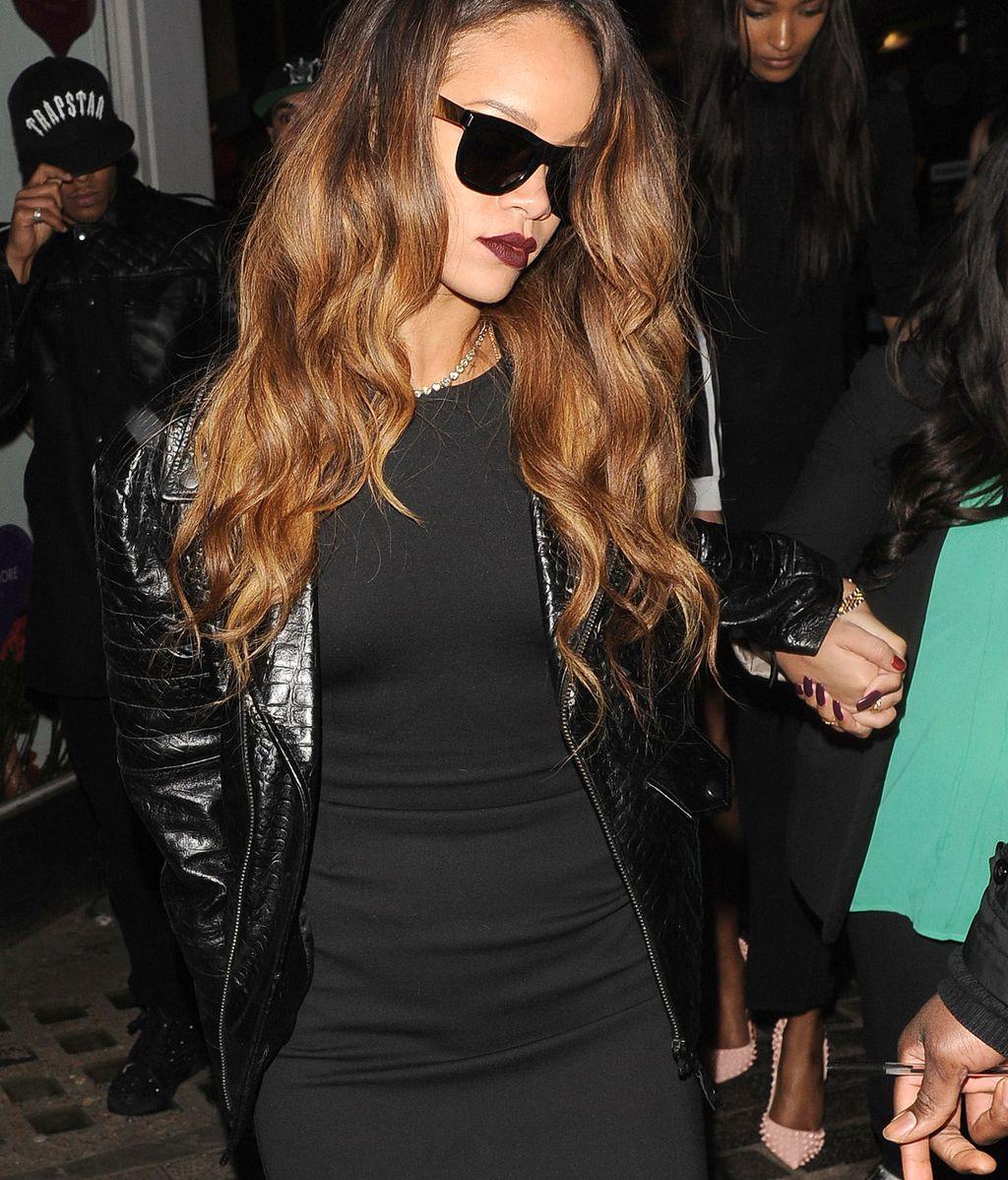 Rihanna en Londres