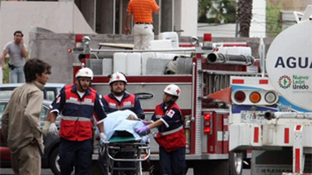 Luis Adán, alias 'El Gordo', implicado en el ataque del pasado agosto contra el Casino Royale de Monterrey