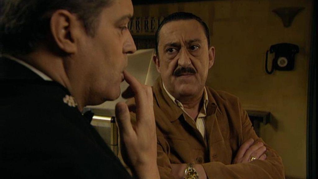 Ramón no convence a Mauricio