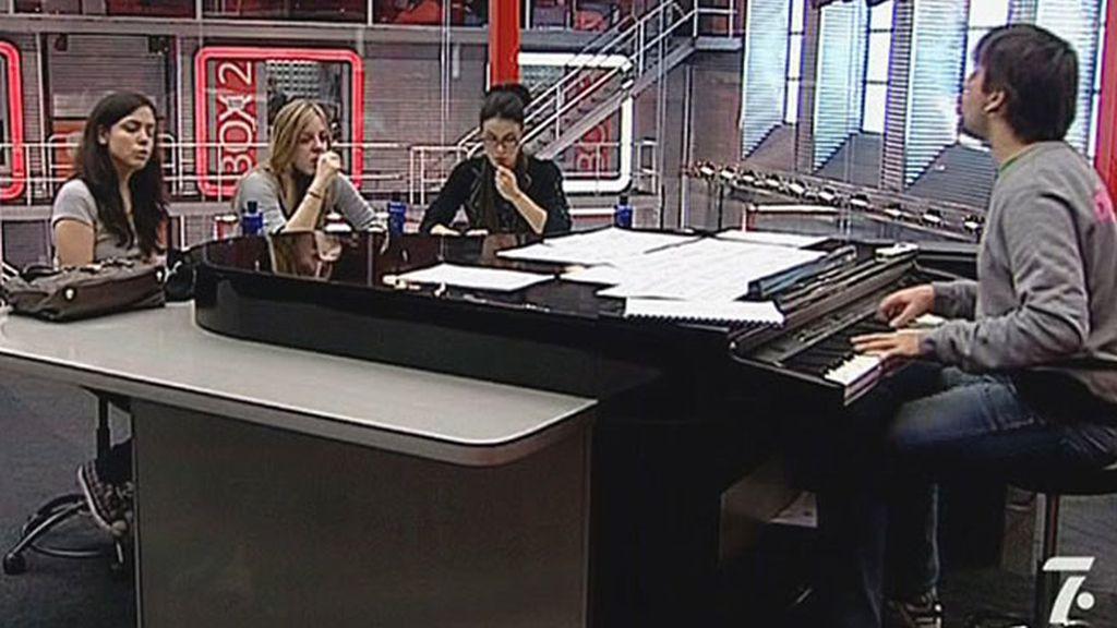 Geno, Roxio y Coraluna