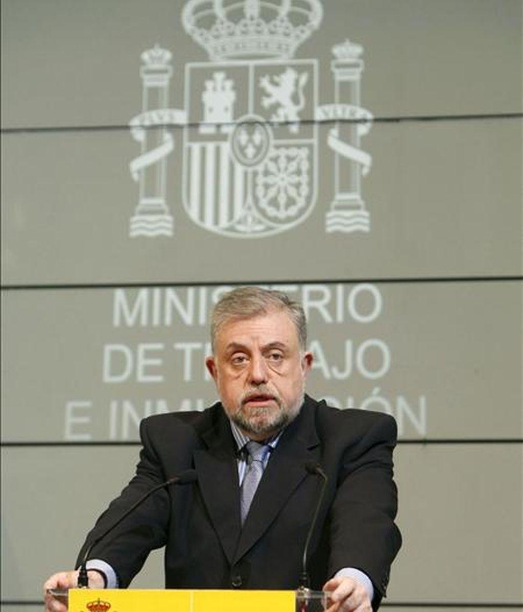 El secretario de Estado de la Seguridad Social, Octavio Granado. EFE/Archivo