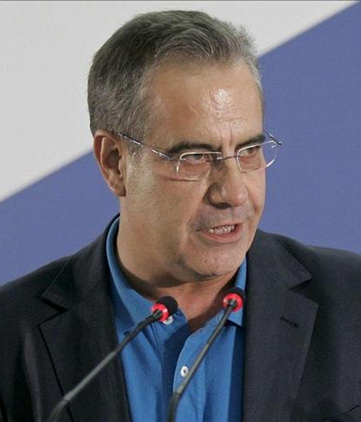 El ministro de Trabajo e Inmigración, Celestino Corbacho. EFE/Archivo