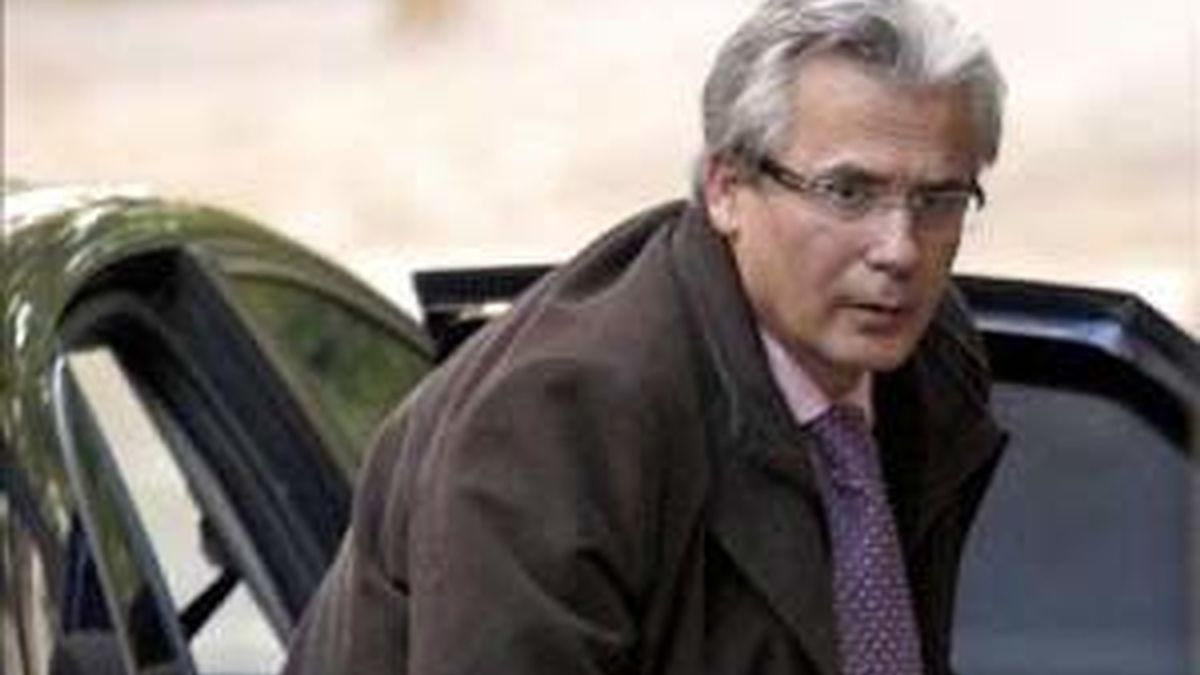 El juez Garzón, en una imagen de archivo. Foto: EFE
