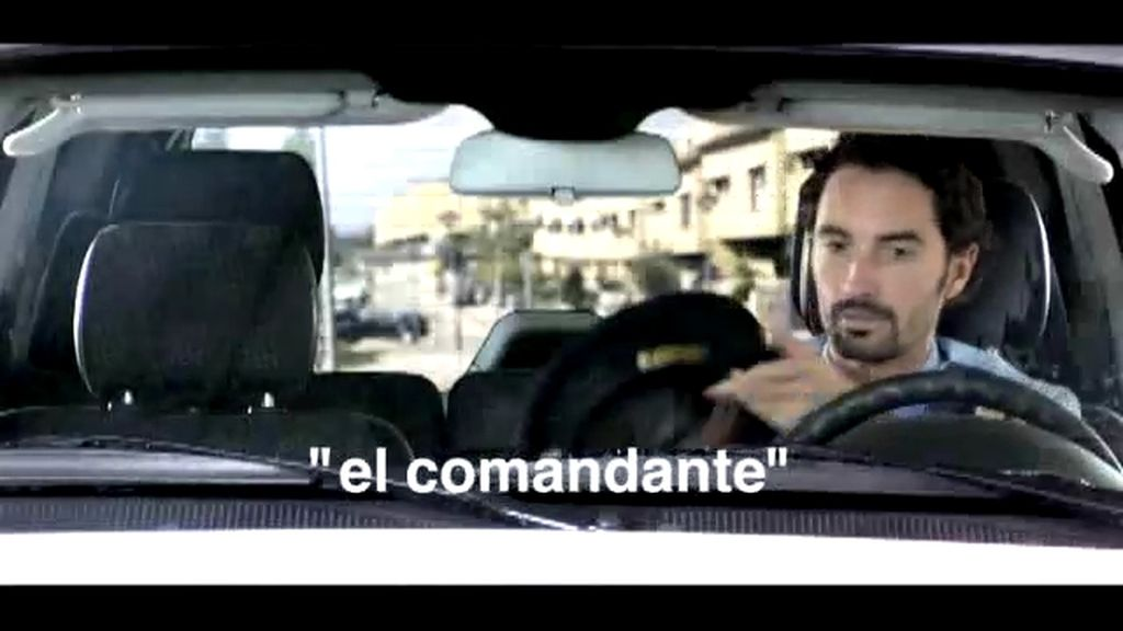 'El comandante'