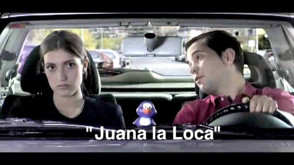 La pareja 1x03: 'Juana La Loca'