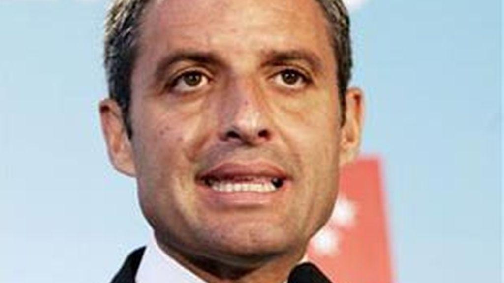 Francisco Camps, presidente de la Generalitat valenciana, en una imagen de archivo.