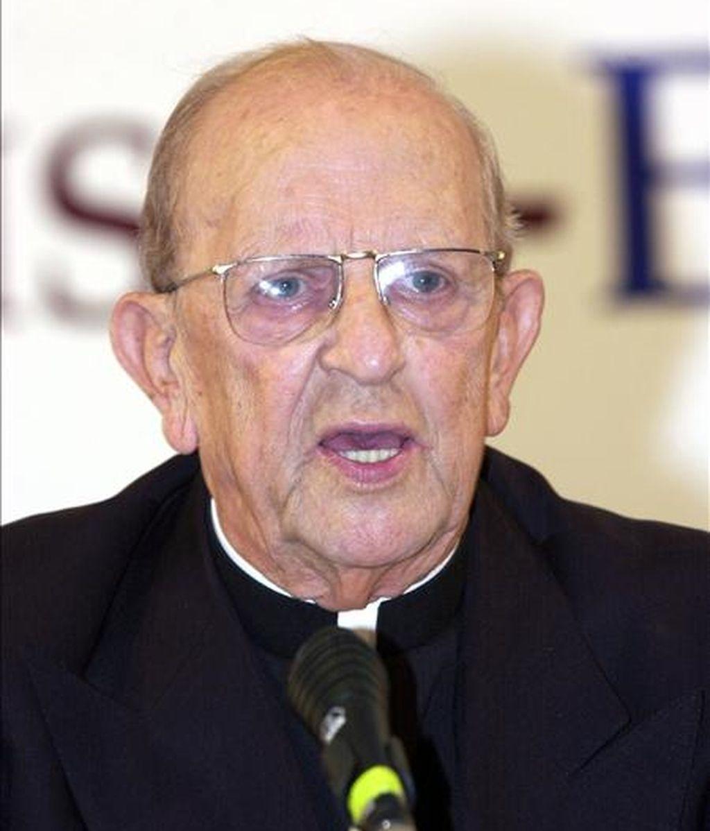Fotografía de archivo del sacerdote mexicano Marcial Maciel, fundador de los Legionarios de Cristo. EFE