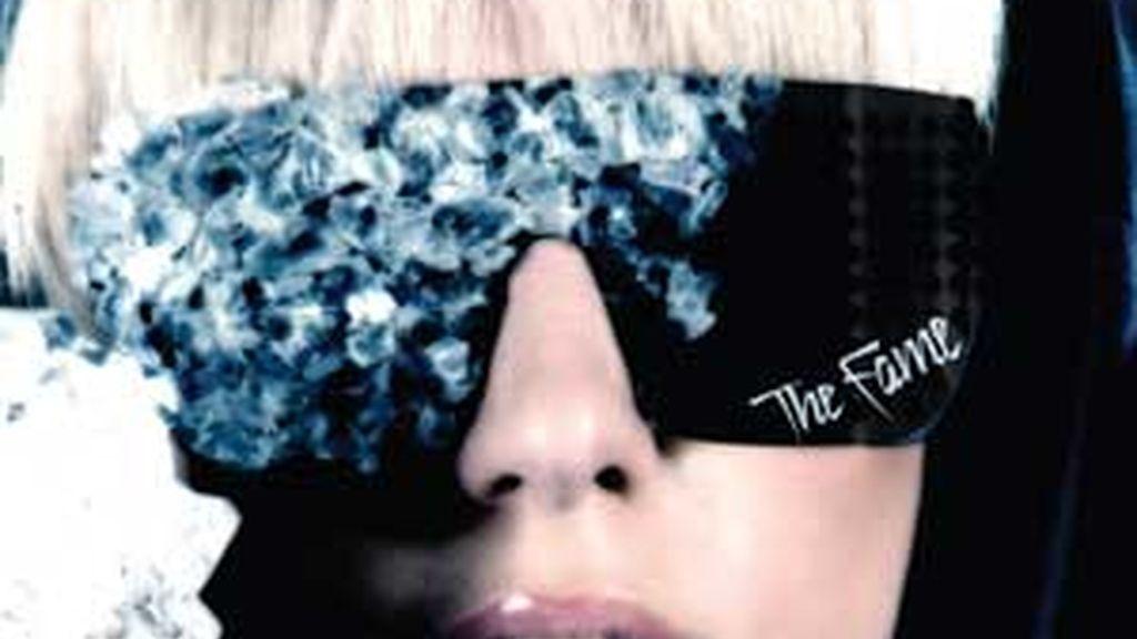 Carátula de un álbum de Lady Gaga. Foto: archivo