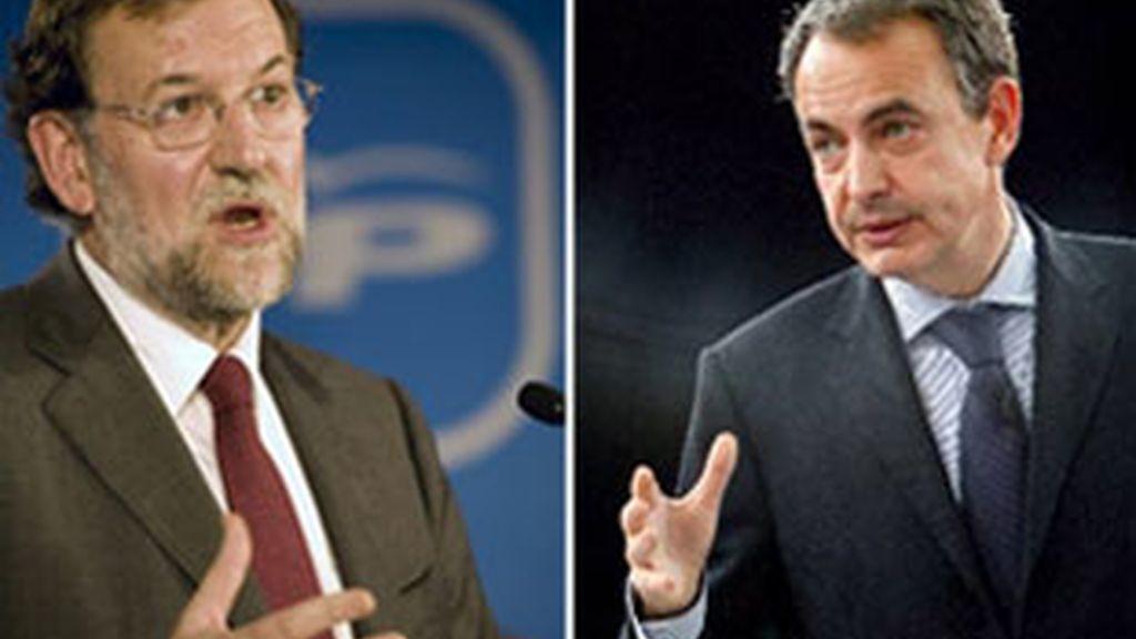 El PP ganaría las elecciones por un 41'2% de los votos. Foto: EFE
