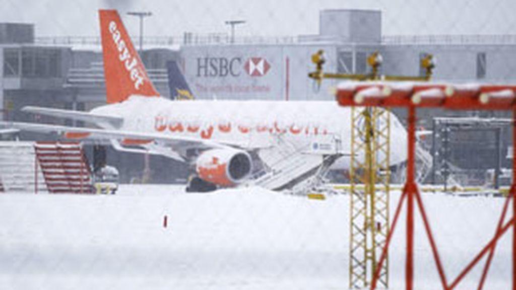 El mal tiempo sigue causando estragos en las comunicaciones en Europa. Foto: Gtres.
