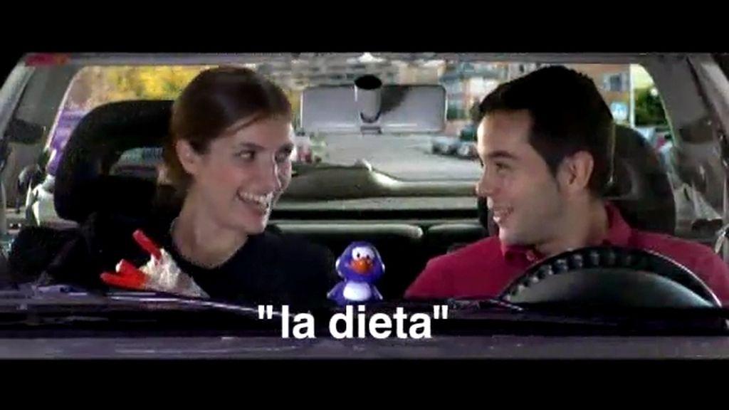 La pareja 1x04: 'La Dieta'