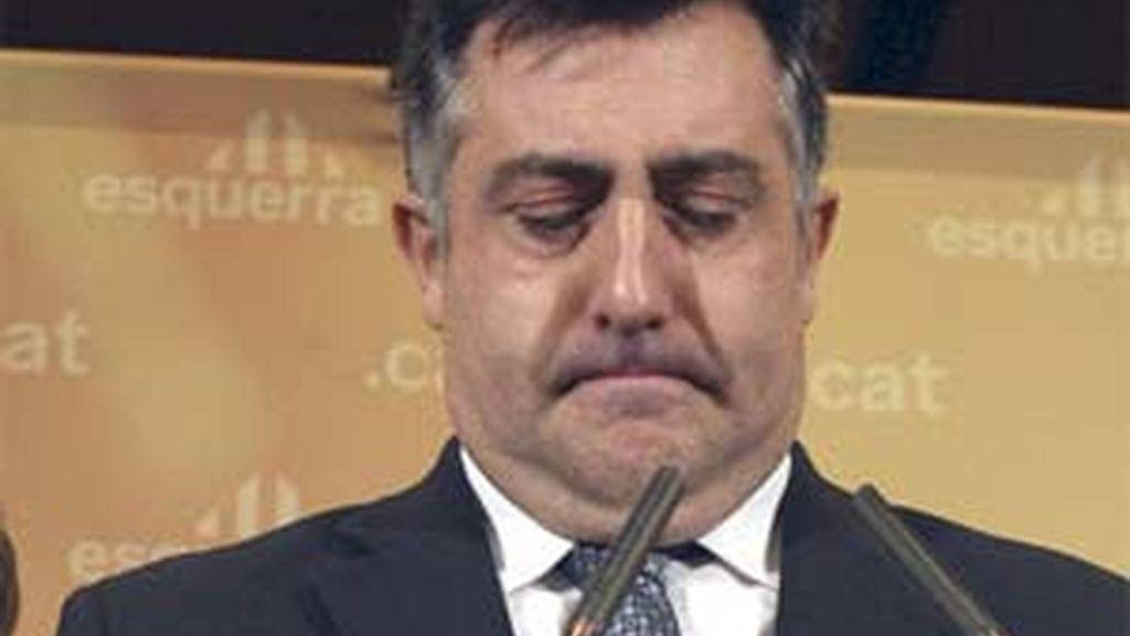 Puigcercó asegura que si los miembros del Consell le retiran la confianza y continuará trabajando en el partido como militante de base. Foto: Archivo.