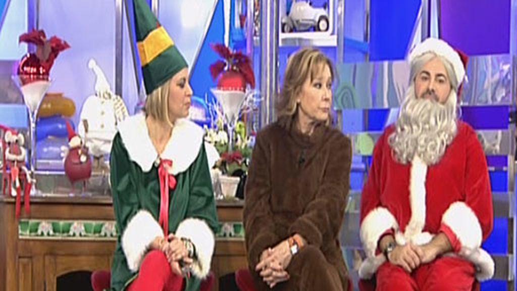 Mila y Terelu cuentan su Navidad