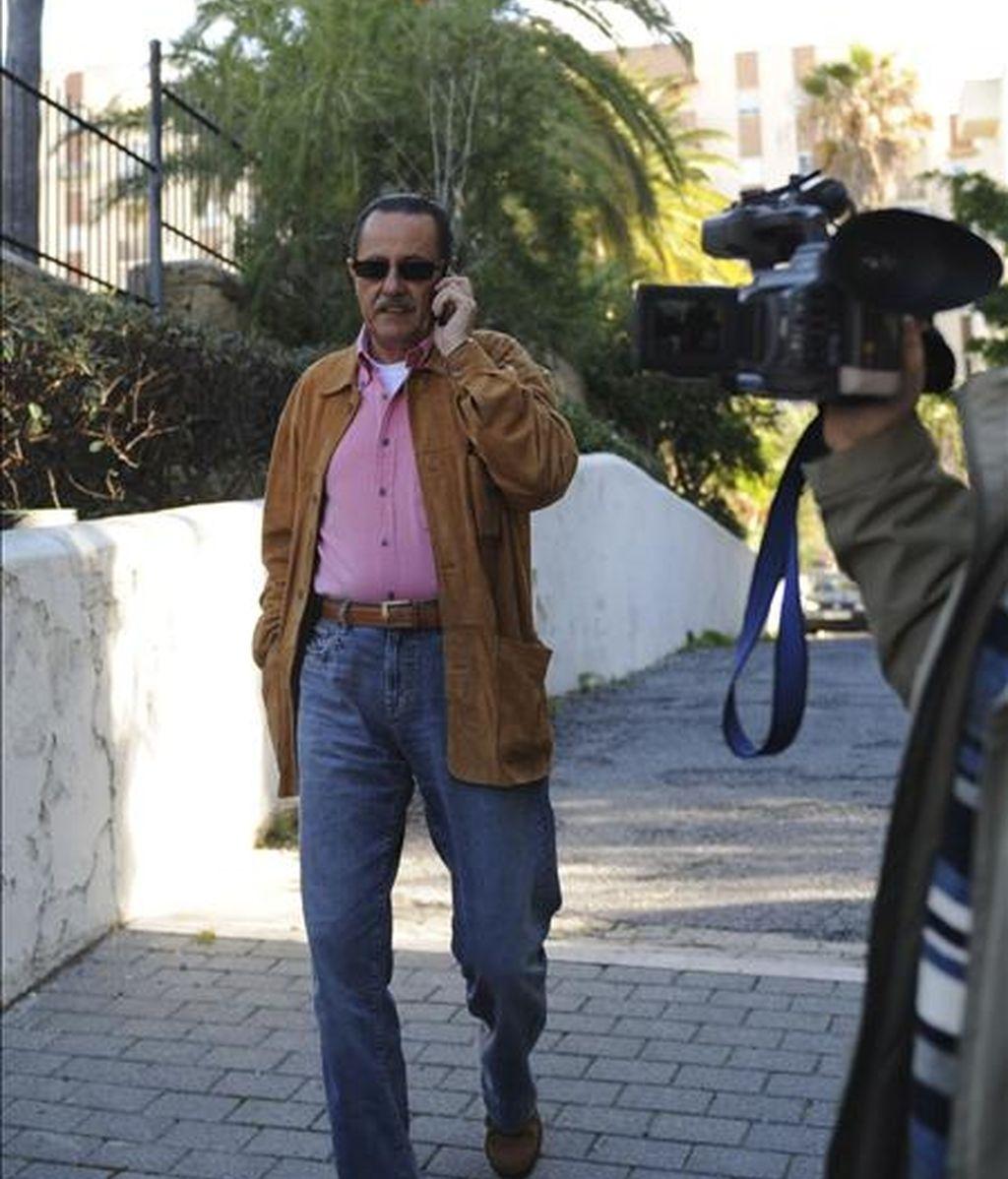 El ex alcalde de Marbella Julián Muñoz. EFE/Archivo