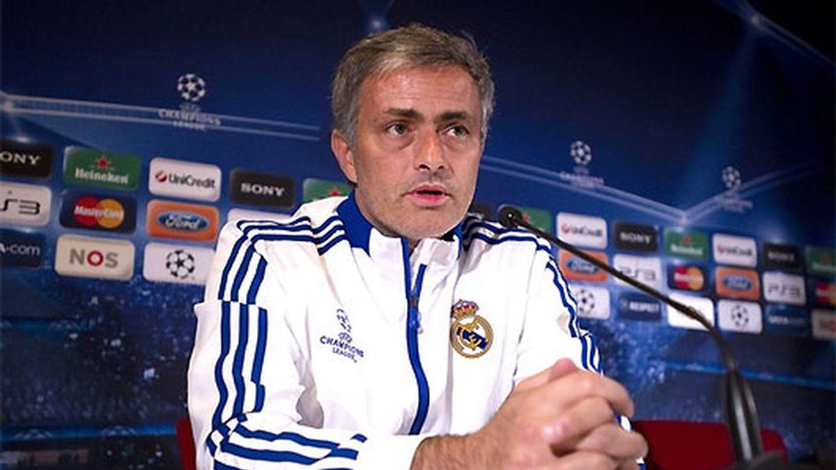Jose Mourinho. FOTO: Archivo.