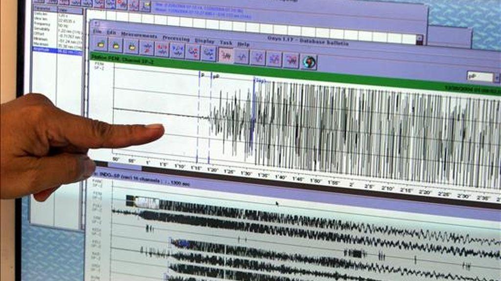 Las observaciones y los modelos mostraron a los investigadores que 30 de estos acontecimientos tenían conjuntos similares de ondas. EFE/Archivo