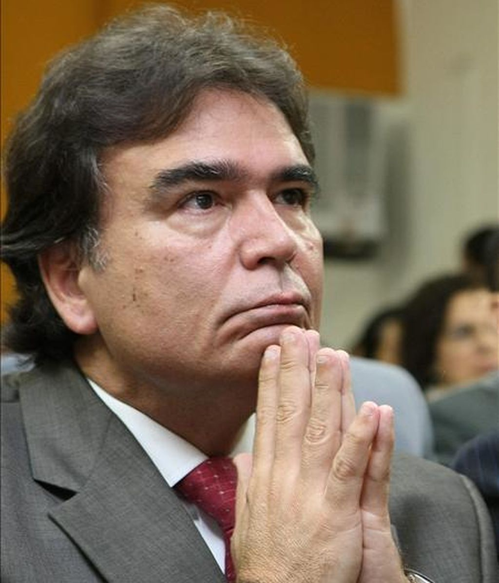 El ministro de Salud brasileño, José Gomes Temporao, afirmó que los Objetivos del Milenio en términos de la reducción de las tasas de mortalidad infantil deberán ser alcanzados por Brasil en 2012, tres años antes de lo establecido por la ONU. EFE/Archivo