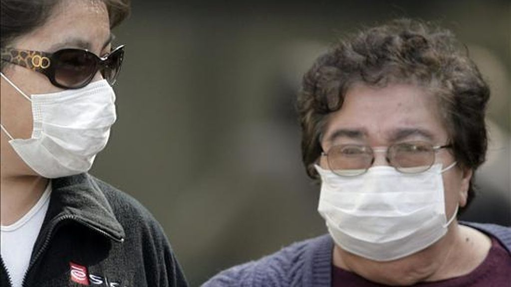 Recientemente el Banco Mundial destinó más de 205 millones de dólares a México para ayudar a combatir la propagación del virus AH1N1. EFE/Archivo