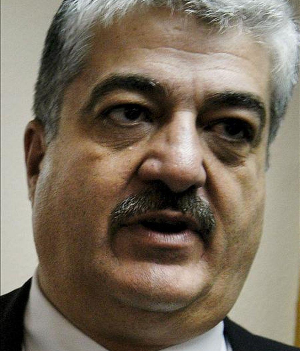 El ex ministro guatemalteco del Interior Carlos Vielman. EFE/Archivo