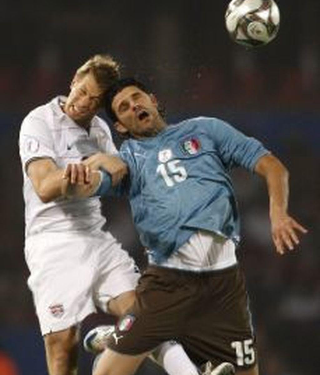 Todos los goles del EEUU-Italia: La crónica.