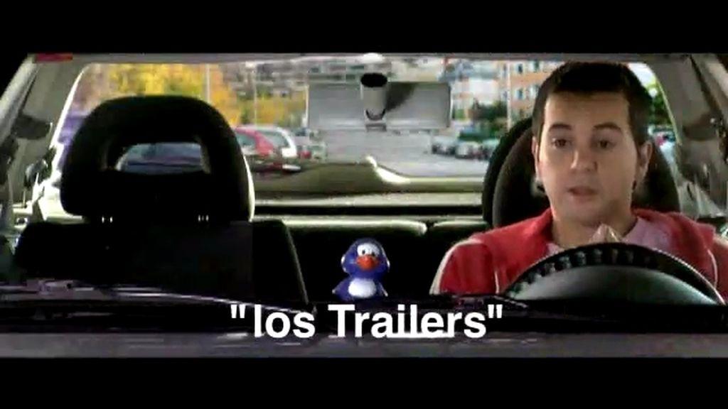 La pareja 1x06: 'Los trailers'