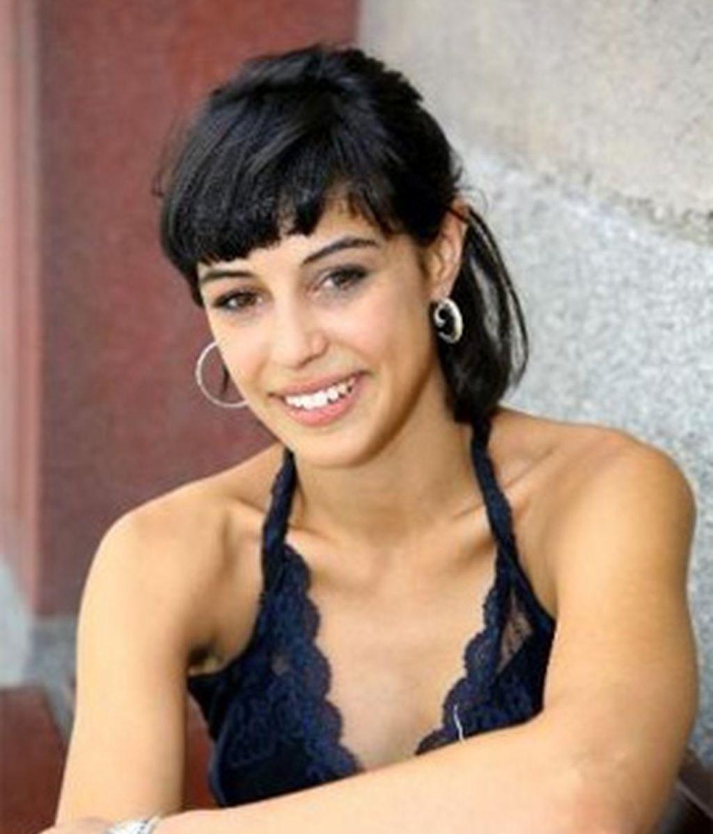 Sara Casasnovas fue agredida a la salida de un teatro. Foto: Archivo.