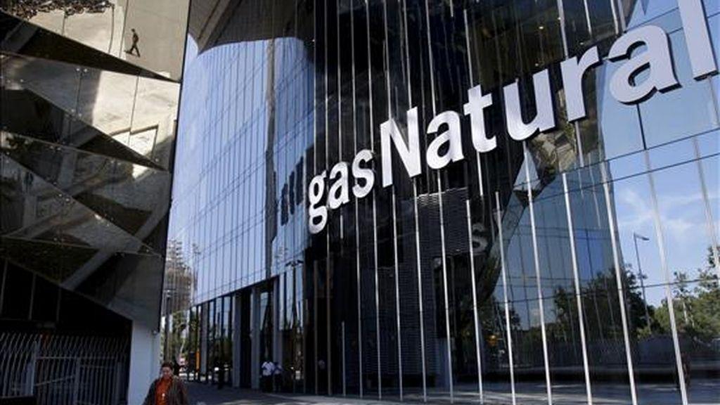 Sede corporativa de Gas Natural en Barcelona. EFE/Archivo