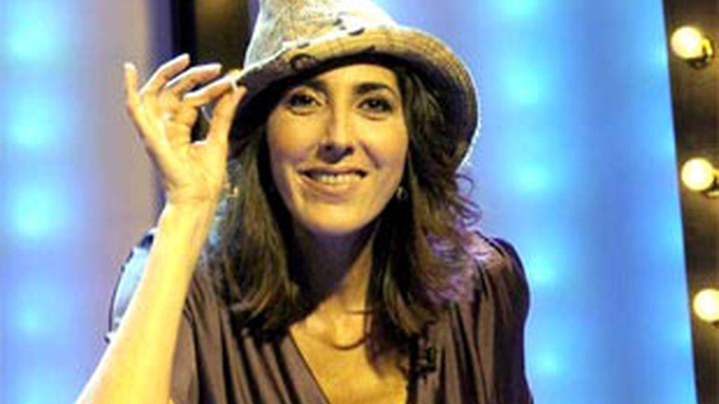La prsentadora y humorista, Paz Padilla.