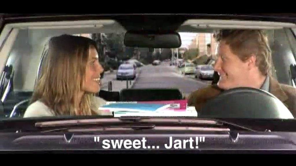 El profe de inglés 1x02: 'Sweet jart'