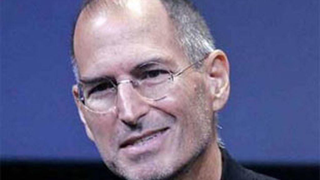 Imagen de archivo del cofundador y consejero delegado de Apple, Steve Jobs.