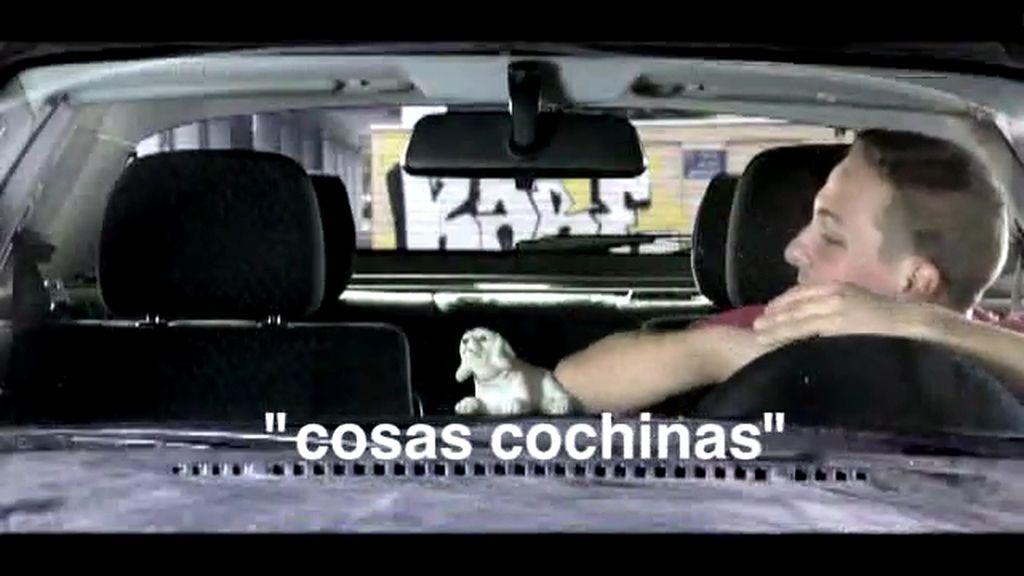 Los colegas 1x03: 'Cosas cochinas'