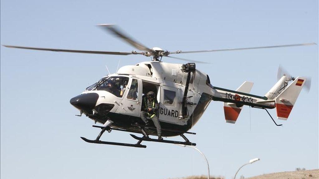 """""""Después de dos días de búsquedas llevadas a cabo por tres aviones, un helicóptero de la Guardia Civil española, un avión francés fletado por España y un avión perteneciente a la Delegación Mauritana de Vigilancia Pesquera, no se ha encontrado el barco y tampoco a la tripulación"""", indicó el propietario de la embarcación. EFE/Archivo"""