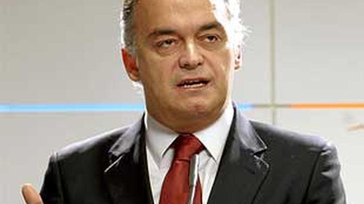 El vicesecretario de Comunicación del PP, Esteban González Pons. Foto: EFE.