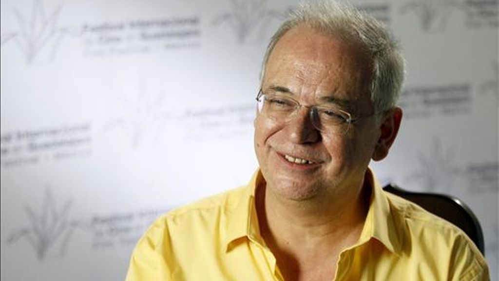 """Según Galán, que fue director del festival de cine de San Sebastián, se reflejan en la cinematografía de ambos países las """"historias en común en política y durante esplendores económicos"""". EFE/Archivo"""