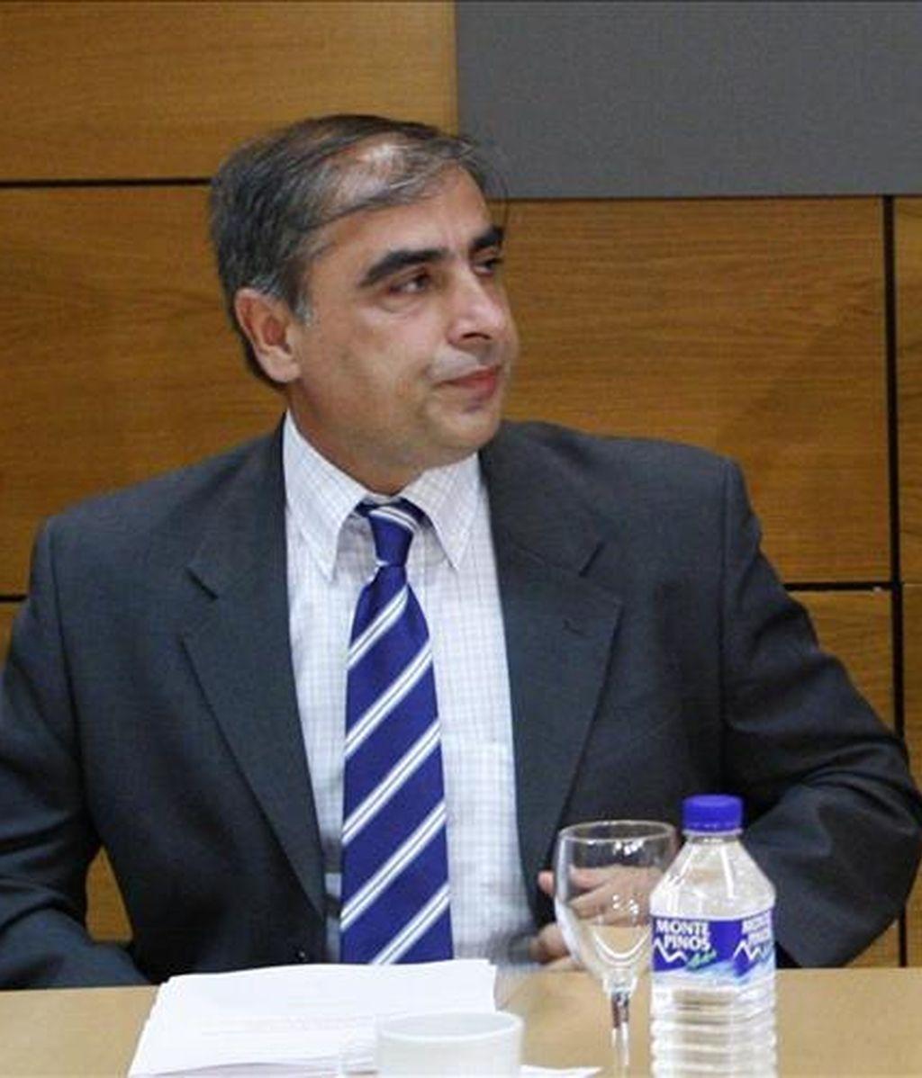 El secretario general del Ministerio de Sanidad, José Martínez Olmos. EFE/Archivo