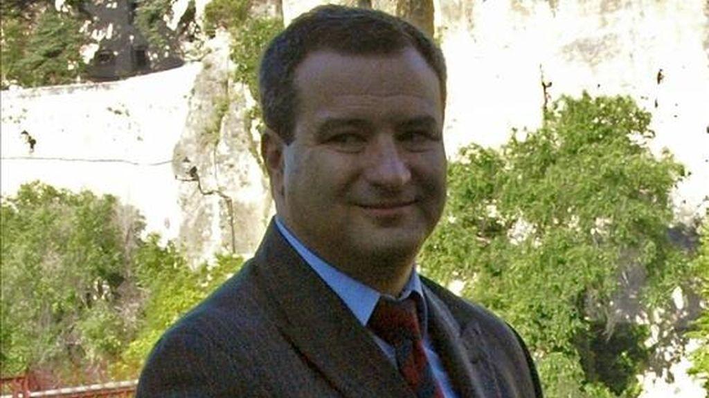 El alcalde de Cuenca, Francisco Pulido. EFE/Archivo