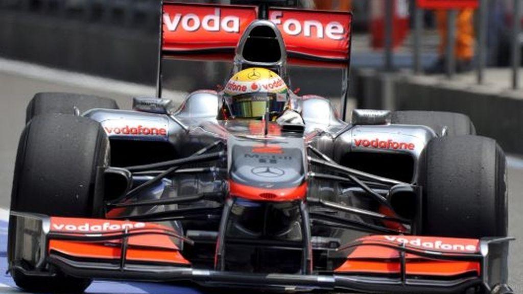 Lewis Hamilton. FOTO: EFE.