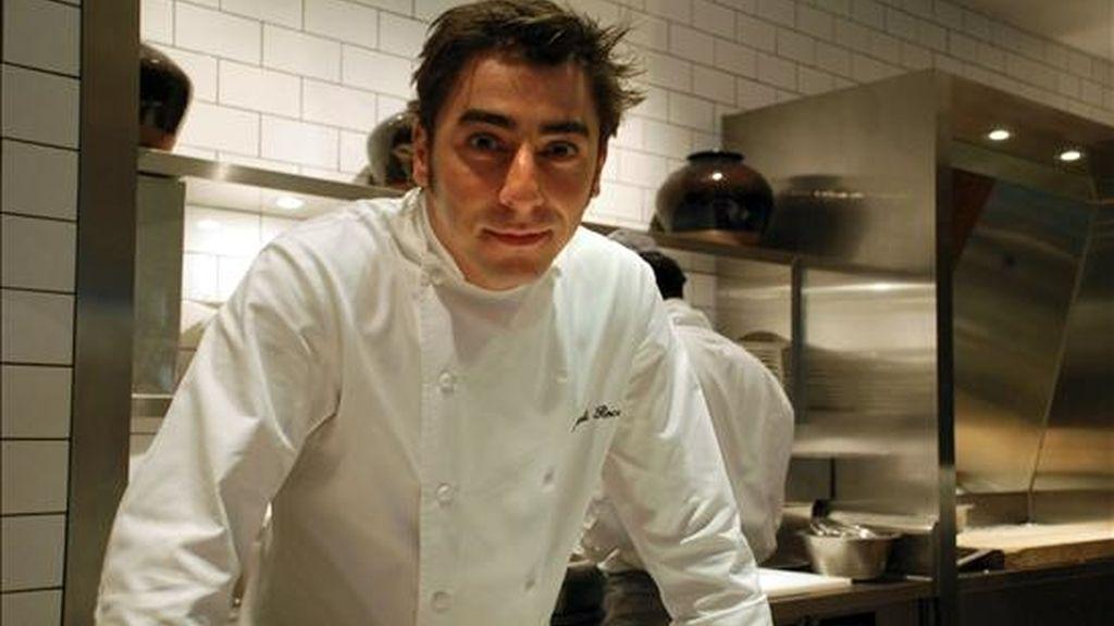 El chef catalán Jordi Roca. EFE/Archivo