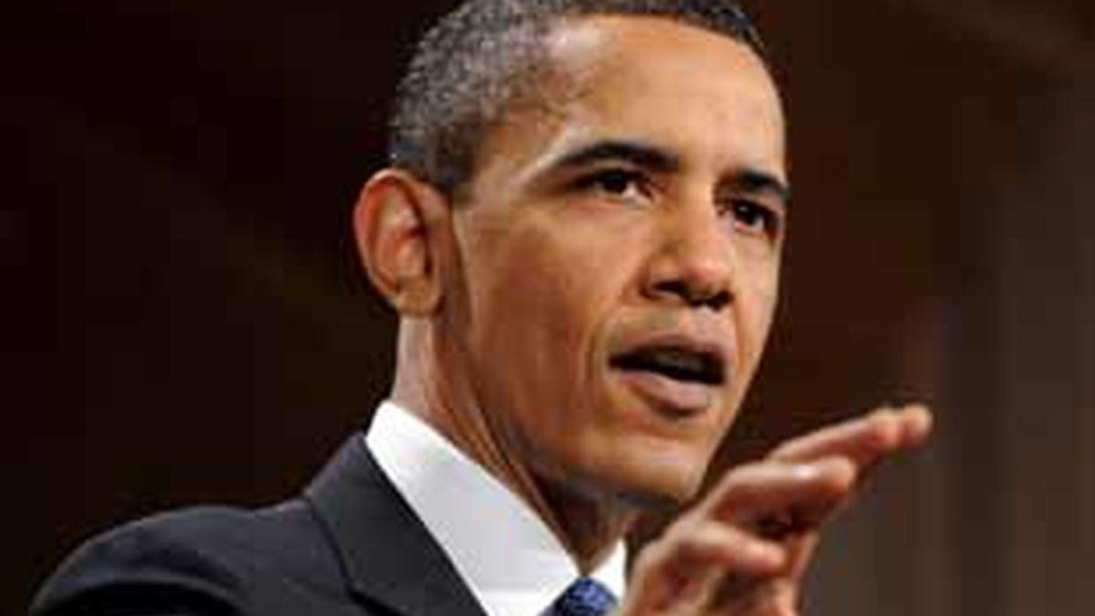 Barack Obama ha pedido a la banca no oponerse a las necesarias reformas del sistema financiero de los EEUU. Vídeo: Atlas