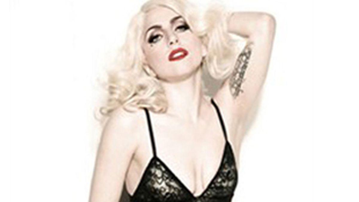 Lady Gaga quiere tener el mejor cuerpo del pop. Foto: Cosmopolitan
