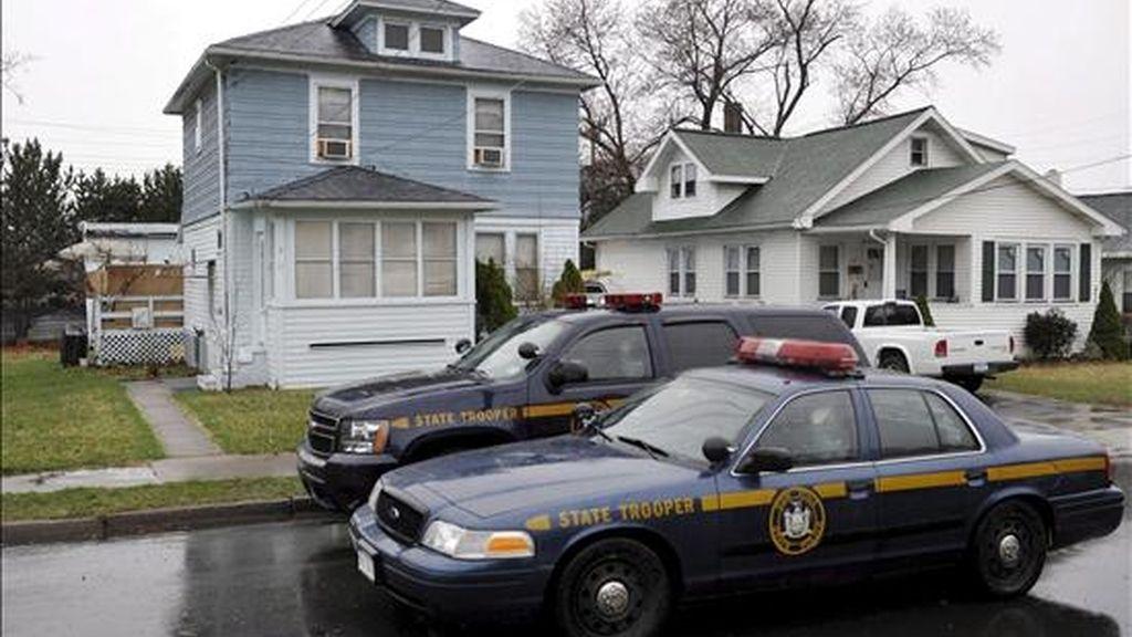 El jueves pasado, Jiverly Wong, un inmigrante de origen vietnamita, irrumpió en un centro de atención a extranjeros en Binghamton (Nueva York), mató a 13 personas e hirió a otras 12 antes de quitarse la vida. EFE