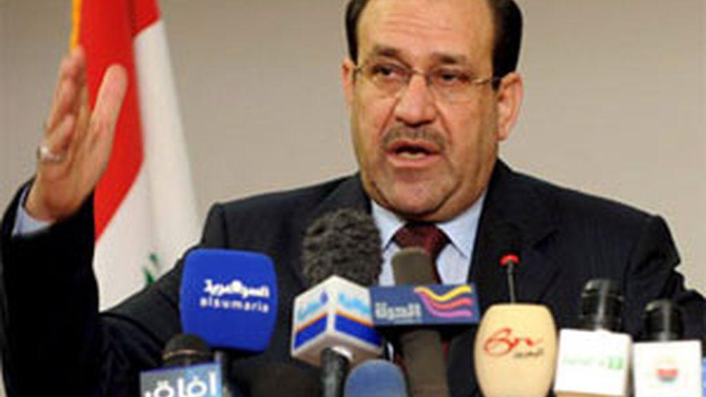 Nuri Al Maliki se ha alzado con la victoria en 9 de las 14 provincias. Foto:EFE