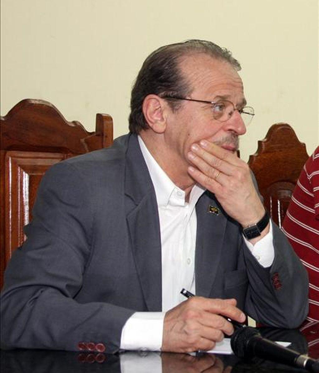 El ministro de Justicia brasileño, Tarso Genro, también aprovechará para reunirse con autoridades noruegas y discutir asuntos relativos a la cooperación policial entre ambos países. EFE/Archivo