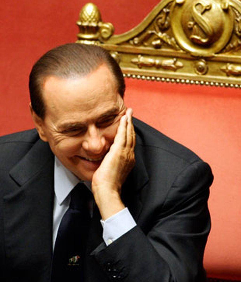 El primer ministro italiano ha ofrecido un nuevo pacto para permitir terminar la legislatura. Vïdeo: Informativos Telecinco