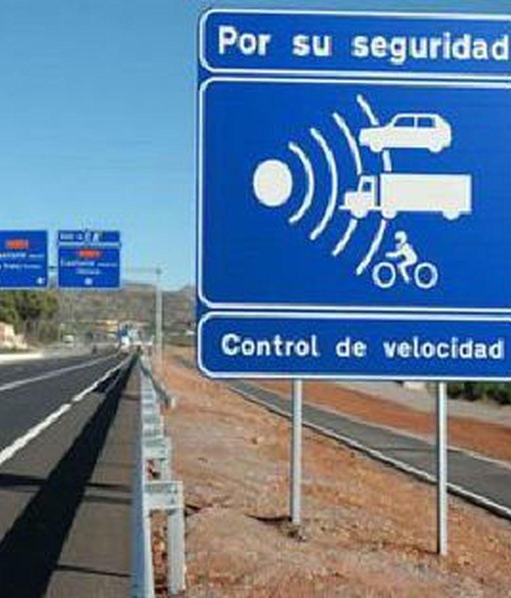 El hombre detenido por los mossos de d'Esquadra había destrozado el radar y lo había rociado con gasolina para prenderle fuego.