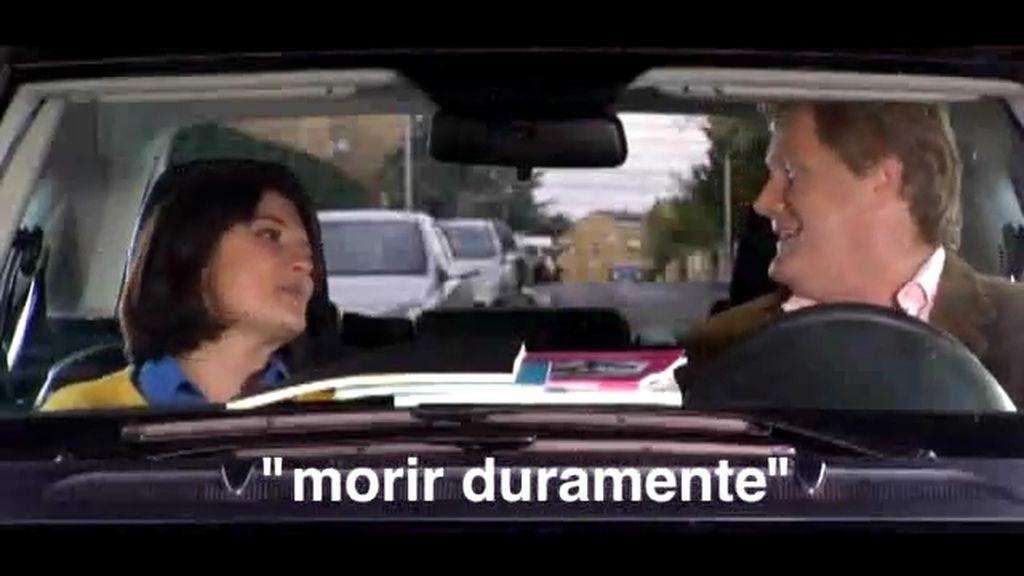 El profe de inglés 1x01: 'Morir duramente'