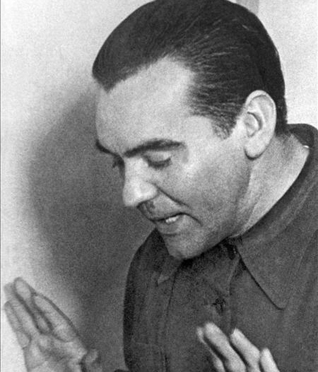 Fotografía sin fechar (aproximadamente en 1936), del poeta granadino Federico García Lorca. EFE/Archivo