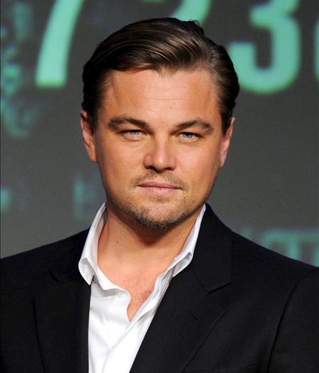 El actor estadounidense Leonardo Di Caprio. EFE/Archivo